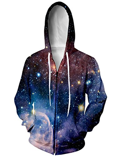 space galaxy sweatshirt - 5