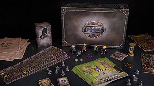 Mechs vs. Minions: League of Legends Board Game by League of Legends