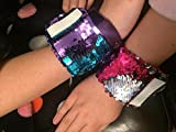 Apparel : The Original Mermaid Bracelet w/Reversible Sequins & Velvet Lining