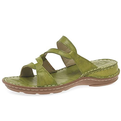 f2711db9287e24 Extrafit Canna Womens Leather Sandals  Amazon.co.uk  Shoes   Bags