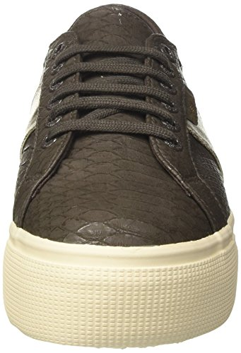 Pusnakew Brown Donna Sneaker 2790 Superga Coffee Marrone wtFxX55q