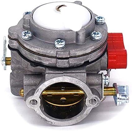 Yebobo Adecuado para 070 090 090G 090Av Motosierra Hl-324A Hl-244A Carburador Piezas del Motor de Motosierra