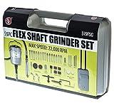 SE Flex Shaft Grinder Set (55 PC.) - 979FSG