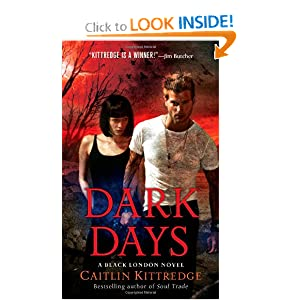Dark Days Caitlin Kittredge