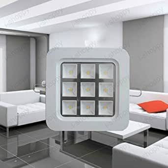 Bingirl LED Ceiling Recessed Down Light Supermarket Hotel