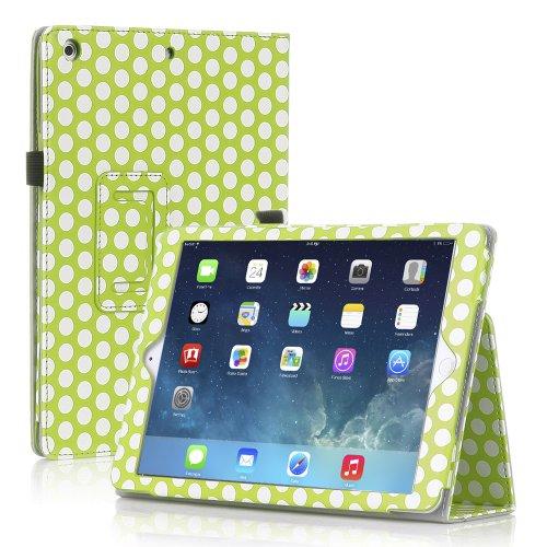 TNP iPad Mini Polka Green