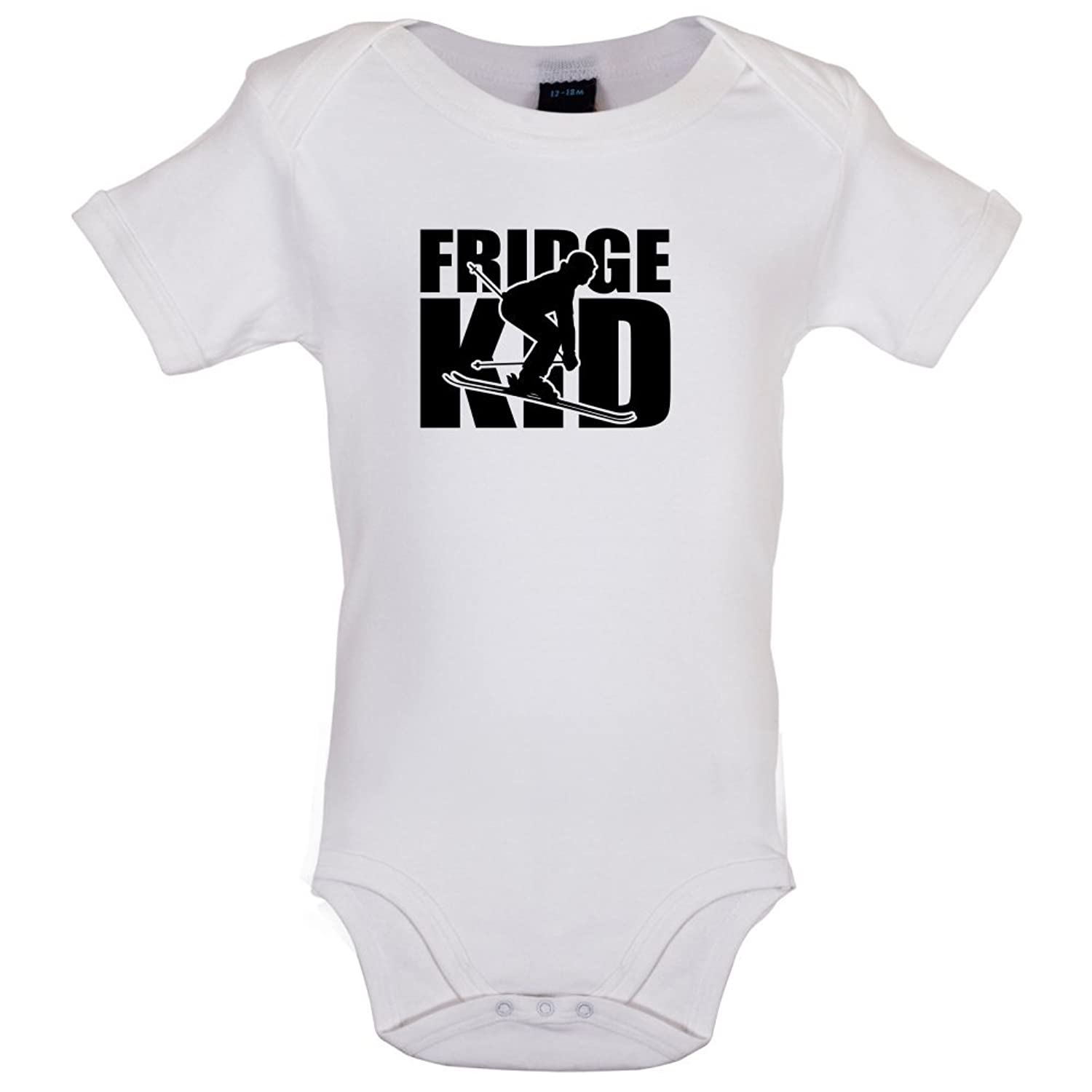 Fridge Kids Ski - Baby-Body - 7 Farben - 0-18 Monate