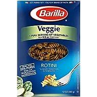 Barilla Rotini Veggie Pasta, 12 oz