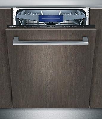 Siemens SX658D02ME lavavajilla Totalmente integrado 14 cubiertos A ...