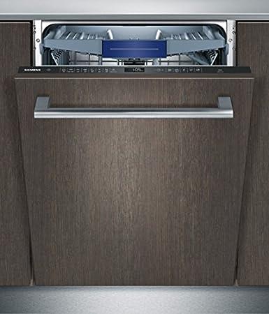 Siemens SX658D02ME lavavajilla Totalmente integrado 14 ...