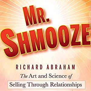 Mr. Shmooze Audiobook