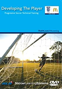 Developing The Soccer Player: Progressive Technical Training 2 Disc DVD