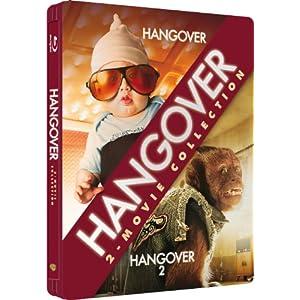 [Amazon] Blu ray Tipp! Hangover & Hangover 2 Steelbook Edition, inkl. Lieferung nur 17,97€