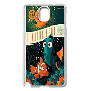 FOR Samsung Galaxy NOTE4 Case Cover -(DXJ PHONE CASE)-Finding Nemo - Keep Smile-PATTERN 16