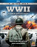 Wwii 3-Film Collection Fka World War II [Blu-ray] [Import]