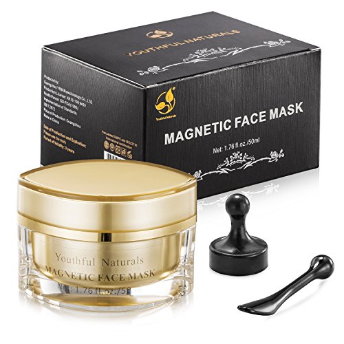 Magnetic Face Mask Mineral-Rich Sea Mud Mask Clean Pore Moisturize Skin-1.76 (Brightening Mud Mask)