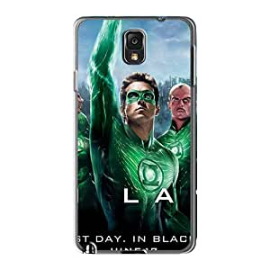 Special Phonecases2001 Skin Cases Covers For Galaxy Note3, Popular Green-lantern-2011--full- Phone Cases