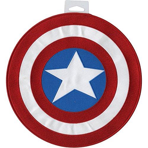 Application Marvel Comics Retro Captain America Shield Back Patch