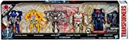 Transformers The Last Knight 1 Step Turbo Changer 6 Pack