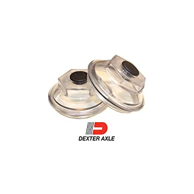 Dexter (K71-148-00) Oil Bath Dust Caps - Application Specific: Sports & Outdoors