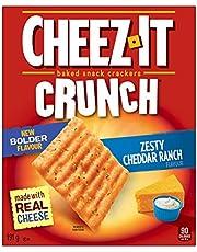 Cheez-It Crunch, Zesty Cheddar Ranch Flavour, Ranch, 191 Grams