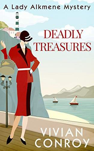 book cover of Deadly Treasures