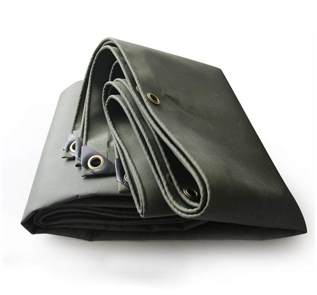 完璧 厚手のテント布屋外歩きやすいキャンプ用耐摩耗性キャンバス用防水布防水シート複数のサイズトラック雨を覆う日よけ布キャノピー油布,4*6M 4*6M 4 B07P5BQLK9*6M B07P5BQLK9, シカオイチョウ:d8cc91f3 --- ciadaterra.com
