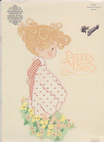 PRECIOUS MOMENTS: Autumn's Praise (PM-14) Cross Stitch Pattern