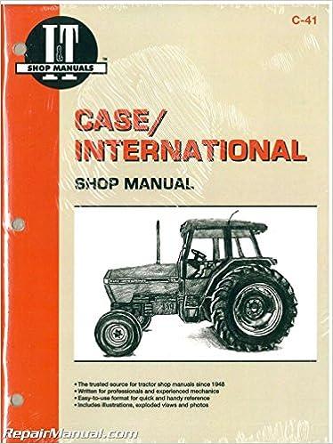 Case Workshop Manual  Digital 5120 5130 5140