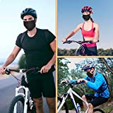 Safety Black Face Accessories Unisex Reusable