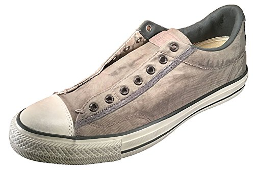 Converse by John Varvatos Distressed Painted Nylon Vintage Slip On Sneaker Drill outlet Inexpensive 8fgPs8pRZ