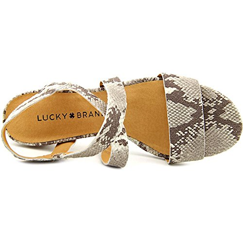 Lucky Brand Pacora Piel Sandalia