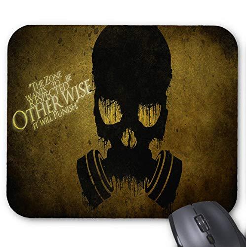Dark Art Halloween Mouse pad 8.66 X 7 in ()