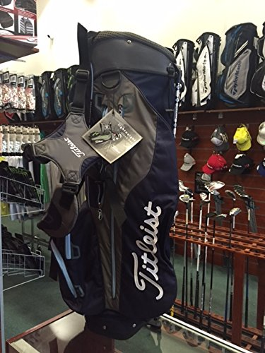 Titleist Lightweight Stand Bag - Navy/charcoal/ice Blue