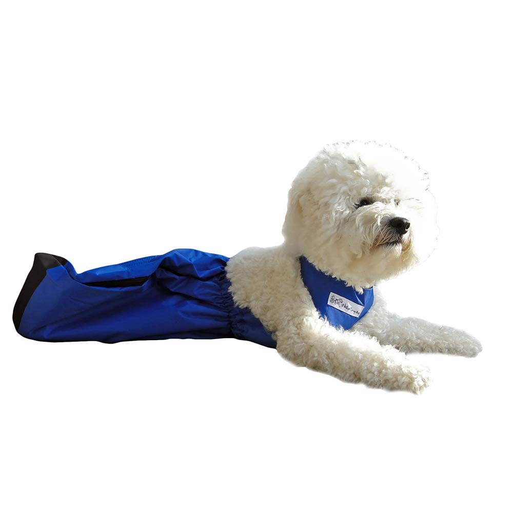 Walkin' Drag Bag Made of Durable Nylon for Paralyzed Pets to Protect Chest and Limbs