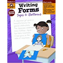 Writing Forms - Tops & Bottoms