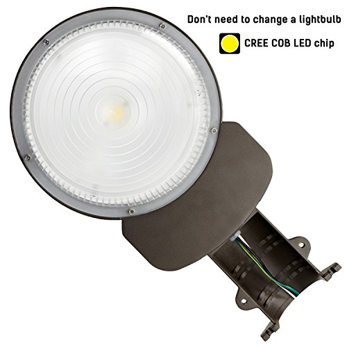 70W LED Barn Light, 7200Lm Amazon Brightest Security Flood