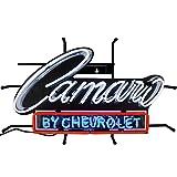 camaro clock neon - Neonetics 5CAMCH Camaro by Chevrolet Neon Sign