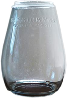 """product image for WT Kirkman - 12"""" Hurricane Replacement Globe for The Little Champ"""