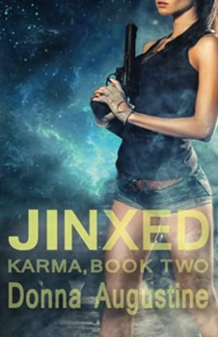 book cover of Jinxed