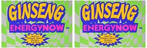 Ginseng Energy Now, 48 Packs X 3 to a Pack by Energy Now