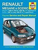 img - for Renault Megane and Scenic Petrol and Diesel Service and Repair Manual: 1996 to 1999 (Haynes Service and Repair Manuals) book / textbook / text book