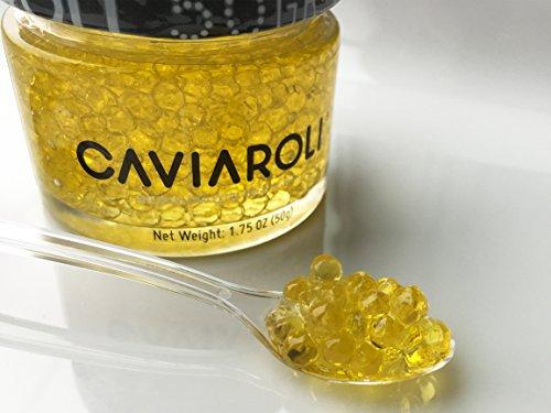 Caviaroli Olive Oil Caviar - Arbequina, 50 gram ()