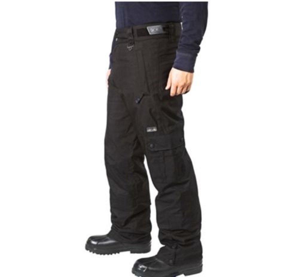 07a3d411281 Ocean & Earth Pro Series Black Ski Snowboard Snow Utility Pants ...
