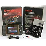 iCarsoft i980 MB II XXLTECH - Dispositivo de diagnóstico para Mercedes Benz Daimler, incluye escaneador de códigos de error y detector de errores en airbag, motor, ABS y el resto de las secciones de control