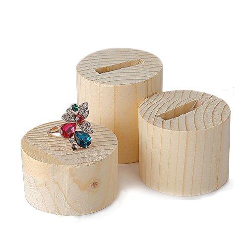 set-of-3pcs-wood-cylinder-ring-display-holder-stand-multi-level