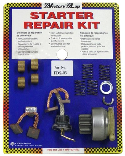 Victory Lap FDS-03 Starter Repair Kit by Victory Lap