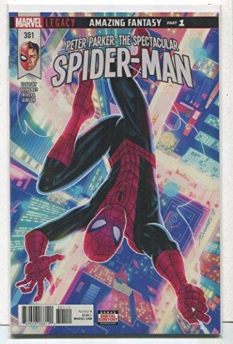 Peter Parker : Spectacular Spider-Man #301 NM Legacy Amazing Fantasy Marvel CBX100