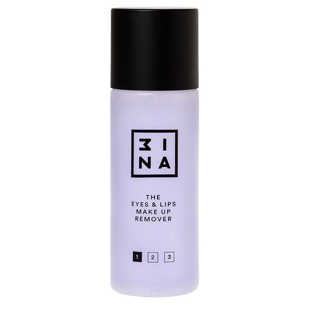 3INA Makeup - Cruelty free - Skincare - Cleansing - Vegan - The Eyes & Lips Make Up Remover 0 125 ml 6X8435446403207