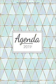 Agenda 2019: Organiza Tu Día - Agenda Semanal 12 Meses - 1 De Enero A 31 De Diciembre 2019 por Felissa epub